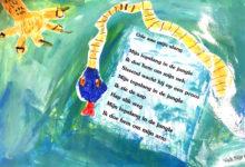 WORKSHOPS: kinderen illustreren gedichten