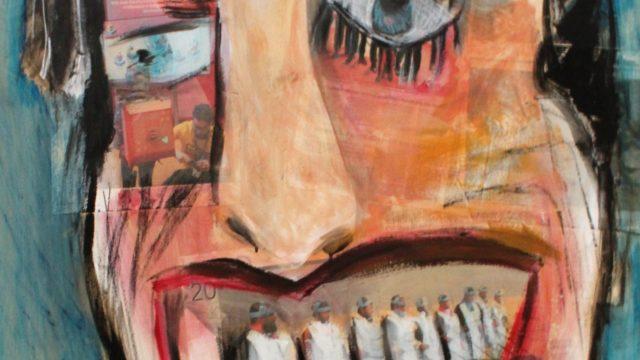 Teken/schilderwerk