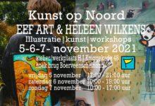Kunst op Noord   Open Atelier